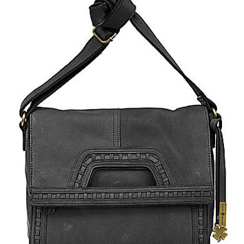 Lucky Brand Modesto Abbey Road Foldover Cross-Body Bag
