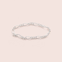 Cashmere Chain Ring (silver)