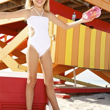 Peixoto Kids JuJu | Kids Cut Out One Piece