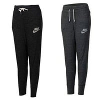 NIKE Fashion Drawstring Sport Leisure Yoga Pants Trousers Sweatpants