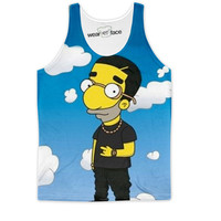 The Drizzy Milhouse Tank