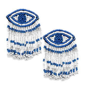 Evil Eye Earrings v.2