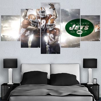 Classical Ball Team Paintings Miami Dolphins Modern Home Decor Living Room Bedroom Wall Art Canvas Print Painting Calligraphy