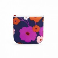 BUILT  Reusable Sandwich & Snack Bags Bag Pack, Lush Flower