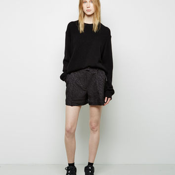 Pleated Cuffed Short by 3.1 Phillip Lim