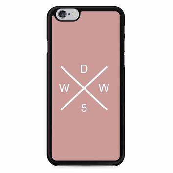 Why Don't We Merch Logo Pink iPhone 6 Case
