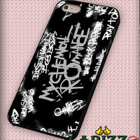 "my chemical romance for iphone 4/4s/5/5s/5c/6/6+, Samsung S3/S4/S5/S6, iPad 2/3/4/Air/Mini, iPod 4/5, Samsung Note 3/4 Case ""007"""