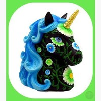 Black & Blue Unicorn Bank