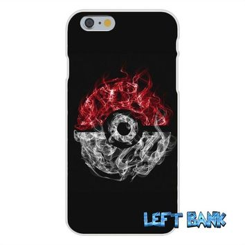 Pokemons PokeBall  Silicon Soft Phone Case For HTC One M7 M8 A9 M9 E9 Plus Desire 630 530 626 628 816 820