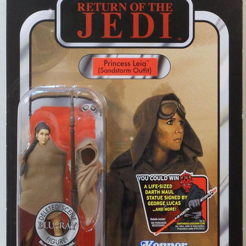 """Star Wars Vintage Collection Princess Leia Deleted Scene 3.75"""" Figure Vc88"""
