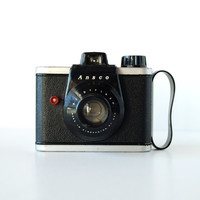 1940's Ansco Pioneer Camera - Vintage Box Camera
