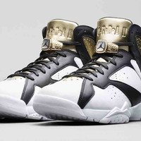 "Men's Nike Air Jordan 7 Retro ""Champagne"""