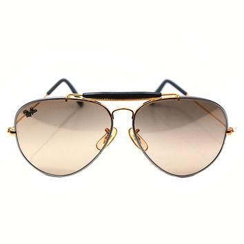 Vintage Ray Ban Bausch and Lomb Precious Metals Sunglasses 62mm