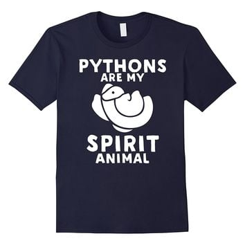 Pythons Are My Spirit Animal T-Shirt