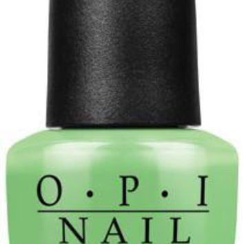 OPI Nail Lacquer - You Are So Outta Lime! 0.5 oz - #NLN34