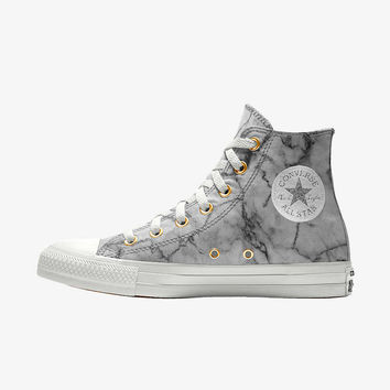 The Converse Custom Chuck Taylor All Star Marble High Top Shoe. ae801d009