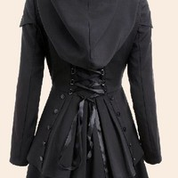 Gothic Winter Fairy Tale Coats - 5 Colors