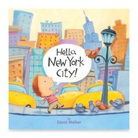 Hello, New York City! Board Book