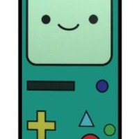 Beemo Adventure Time RUBBER iPhone 5C case - Fits iPhone 5C T-Mobile, AT&T, Sprint, Verizon and International