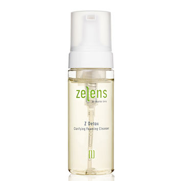 Z Detox Clarifying Foaming Cleanser > Skincare > Zelens Ltd