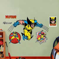 Wolverine Wall Decals by Fathead