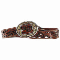 Ariat Women's Western Lorena Leather Belt