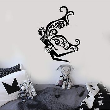 Wall Stickers Vinyl Decal Fairy Tale for Kids Room Nursery Unique Gift (ig568)
