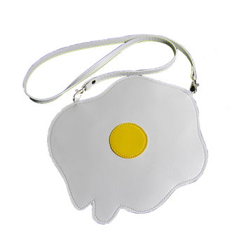 Poached Egg Purse