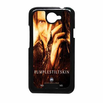 Once Upon A Time Mr Gold Rumpelstiltskin three HTC ONE X Case