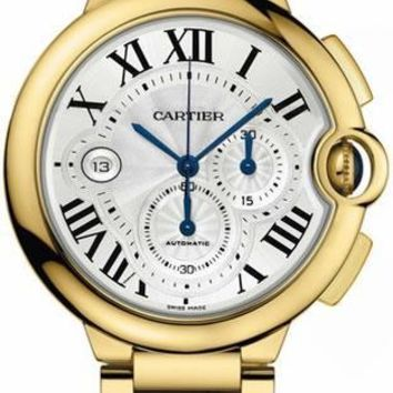 Cartier - Ballon Bleu 46mm - Yellow Gold