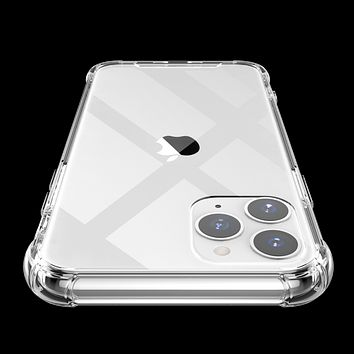 Shockproof Clear Case for iPhone 11 Pro Max