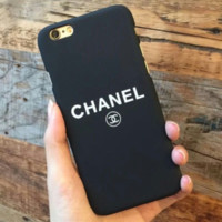 Black Hard Case for iPhone