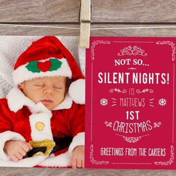 first christmas, baby first christmas, babies first christmas, baby first xmas, babies first xmas, baby 1st christmas, baby photo xmas card