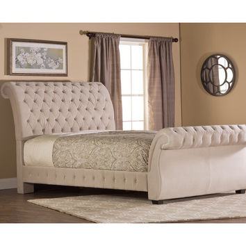 1118/1773 Bombay Bed Set with Rails - Free Shipping!