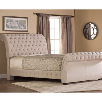 102158 Bombay Bed Set with Rails - Free Shipping!