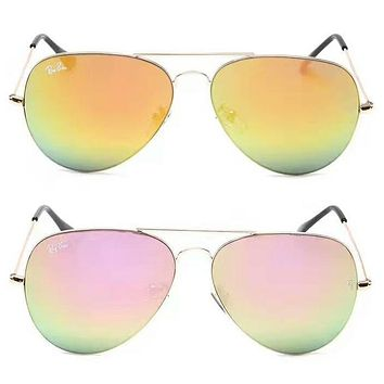 Perfect Ray-Ban Women Fashion Sunglasses Popular Summer Style Sun Shades Eyeglasses Gl