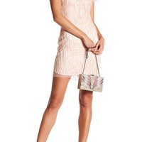 Sara Boo | Sequined Mesh Shift Dress | Nordstrom Rack