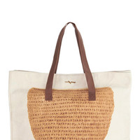 Nice Things Travel Bygone Beaches Bag
