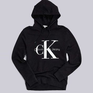 Chenire Calvin klein Fashion Long Sleeve Pullover Sweatshirt Top Sweater Hoodie