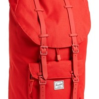 Men's Herschel Supply Co. 'Little America WP' Backpack - Red