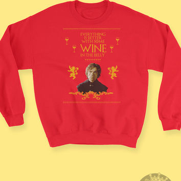 Game of Thrones - Tyrion - Ugly Christmas Sweater