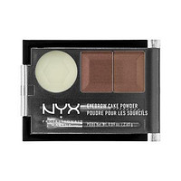 NYX Eyebrow Cake Powder - Auburn / Red - #ECP04
