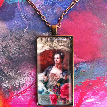 The Monarch Pendant Necklace By AlteredHead On Etsy