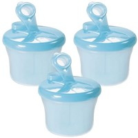 Philips AVENT BPA Free Formula Dispenser/Snack Cup, 3 Pack