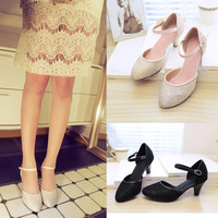 On Sale Cute Hot Deal Hot Sale Coffee Drinks Summer Round-toe Shoes Lace Cup [4919984964]