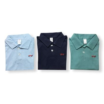 Off Road Polo Tee