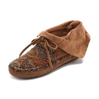 Mallory Moccasin Booties