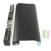 Self Adhesive Blackboard Roll, 18-inch