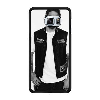 Soa Sons Of Anarchy Jax Teller Samsung Galaxy S6 Edge Plus Case