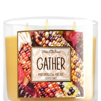 3-Wick Candle Gather - Marshmallow Fireside